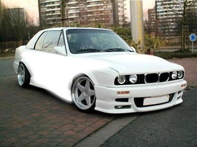 cadre BMW E30