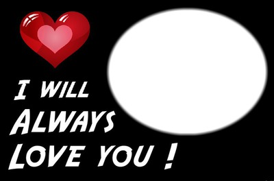 Always love you heart 2