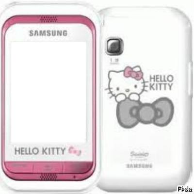 HandPhone Hello Kitty