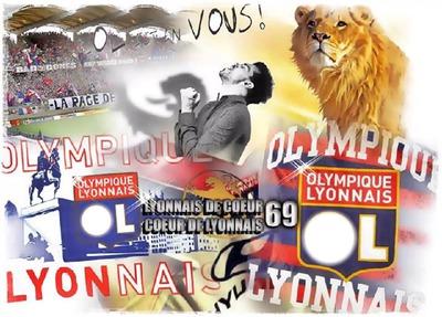 Nous sommes fiere d'être Lyonnais dans la victoire comme dans la défaite