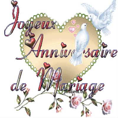Image De Joyeux Anniversaire De Mariage 10 Ans