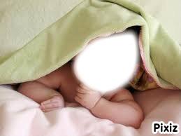 Visage de bébé