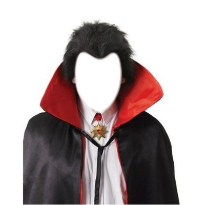 Count Dracula Face