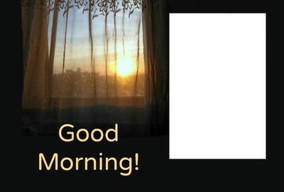 Good morning love bill