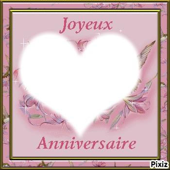 joyeux anni