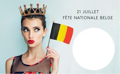 21 Juillet Fête national Belge