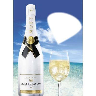 Fête et champagne