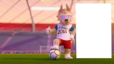 mundial de rusia 2018 mascota