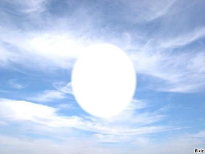 coeur dans les nuage