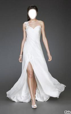 VISAGE robe soiree