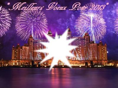 *Meilleurs Voeux Pour 2013*