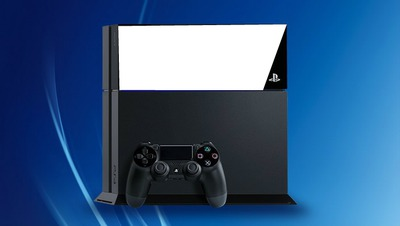 Playstation 4  Personnalisable ( Ps4 Perso )