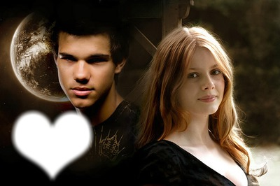 jacob black and renesmee cullen - 400×266