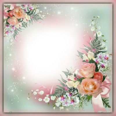 1e87e4684c2a Photo montage beautiful roses - Pixiz