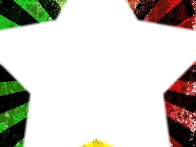 Etoile de reggae