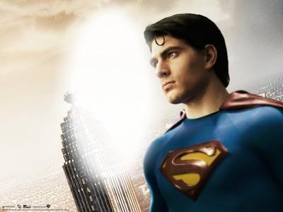 Montaje Fotografico Superman Returns Wallpaper Pixiz