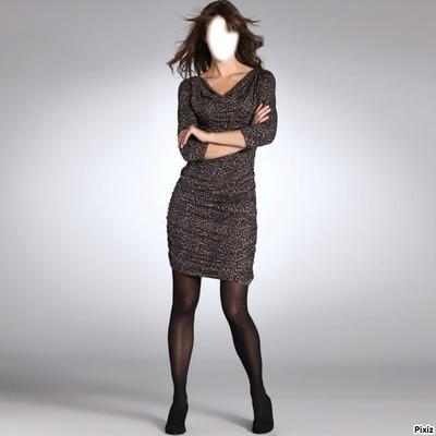 Toi aussi mets une robe léopard !