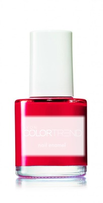 Avon color Trend Nail Polish Red