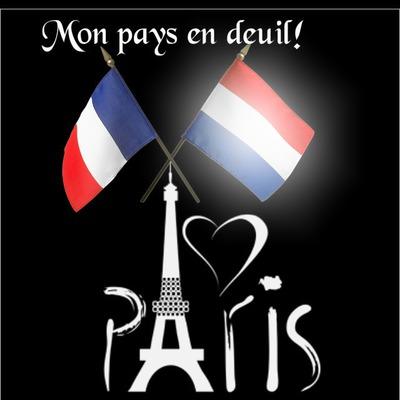 Mon pays en deuil!