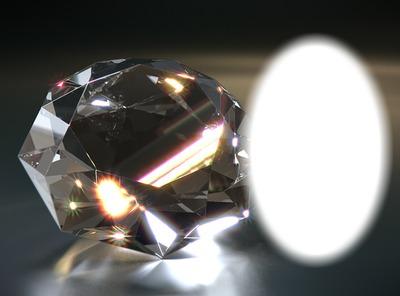 Diamant-pierre précieuse