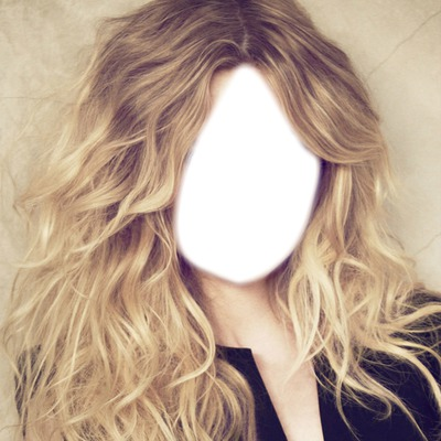 Photo Montage Coiffure Blonde Pixiz