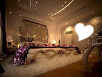chambre doré