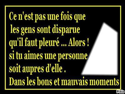 Montaje Fotografico Message D Amour Pixiz