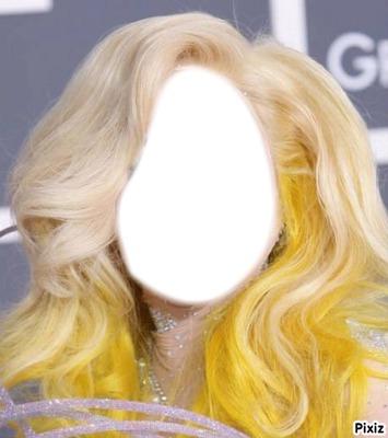 visage lady gaga