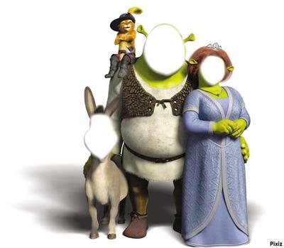 shrek - Shrek Ane