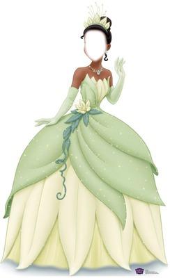 Princesse Tiana