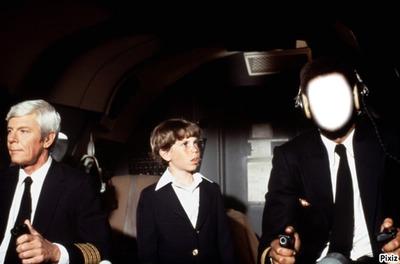 y a t il un pilote dans l'avion?