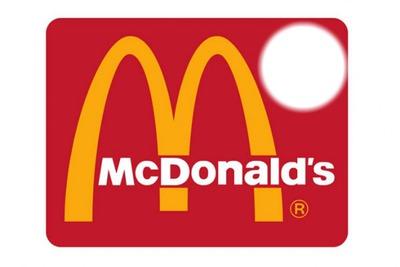 McDonald's Logo Rouge