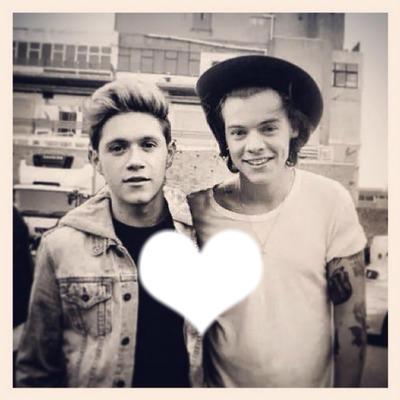 Harry et Niall