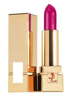 Yves Saint Laurent Rouge Pur Couture Golden Lustre in Fuchsia Symbole