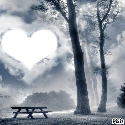 coeur dans les nuages !!!