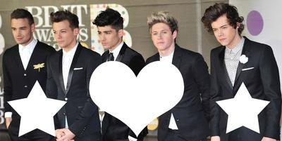 Capa do One Direction