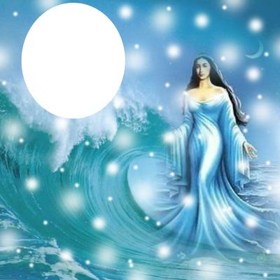 diosa del mar