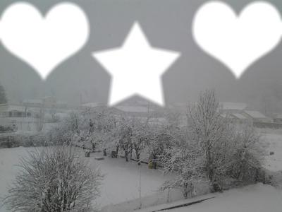 Paysagem hivernale
