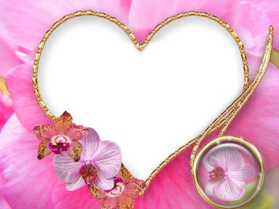 Cœur de l'amitié ou de l'amour