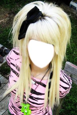 EMO SCENE GIRL