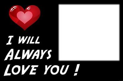 Love you heart 2