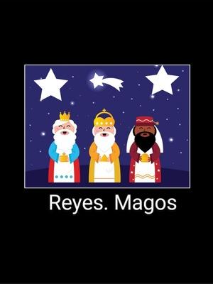 Reyes. Magos.