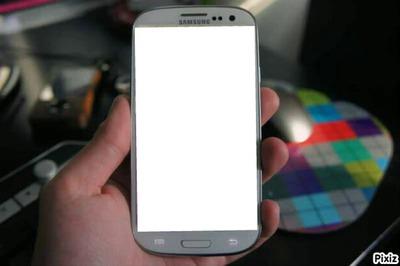 Celular Samsung ( Coloca Tu Foto )