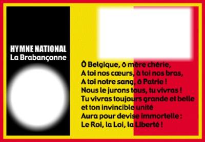 Bonne fête des Belges