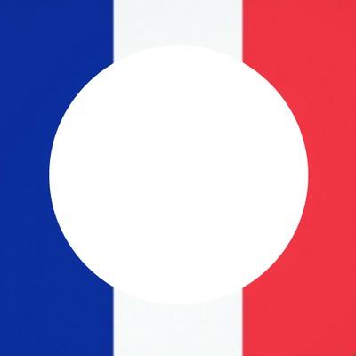 Montage pour photo profil Facebook - Français