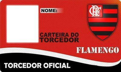Flamengo carteira do torcedor