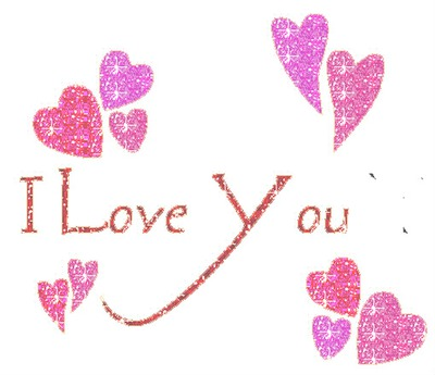 İ love you opak
