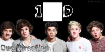 capa one direction