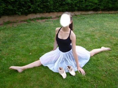 Une vrai danseuse