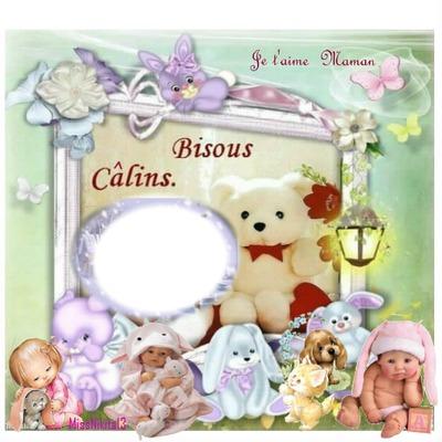 Bisous... câlins
